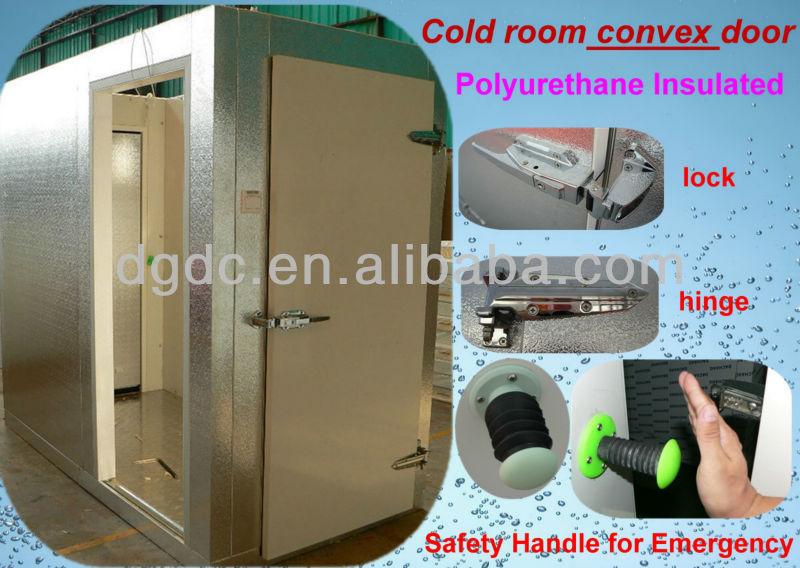 Polyur thane cong lateur portes chambre froide portes isolation porte pour cold storage for Poignee chambre froide dagard