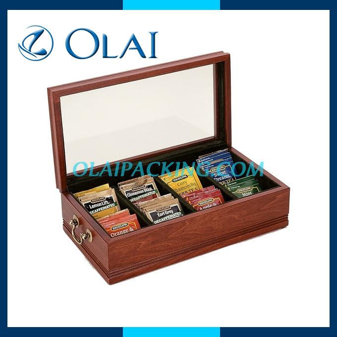 Glossy Wooden Tea Box,Tea Case