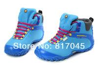 Женские кроссовки Merrell boots women blue, Merrell Shoes for women