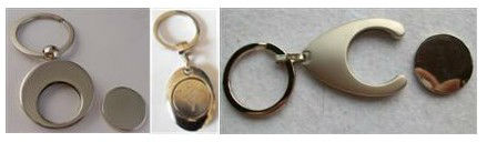 promotional key chain keychain leather strap