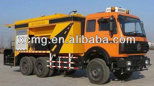 BEIBEN 6x4 Slurry Seal Paver Truck