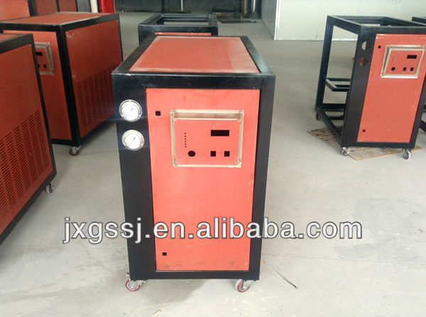 Air-cooled industrial chiller series