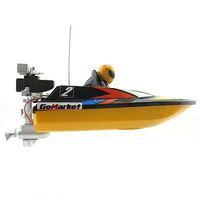Лодка на радиоуправлении RC