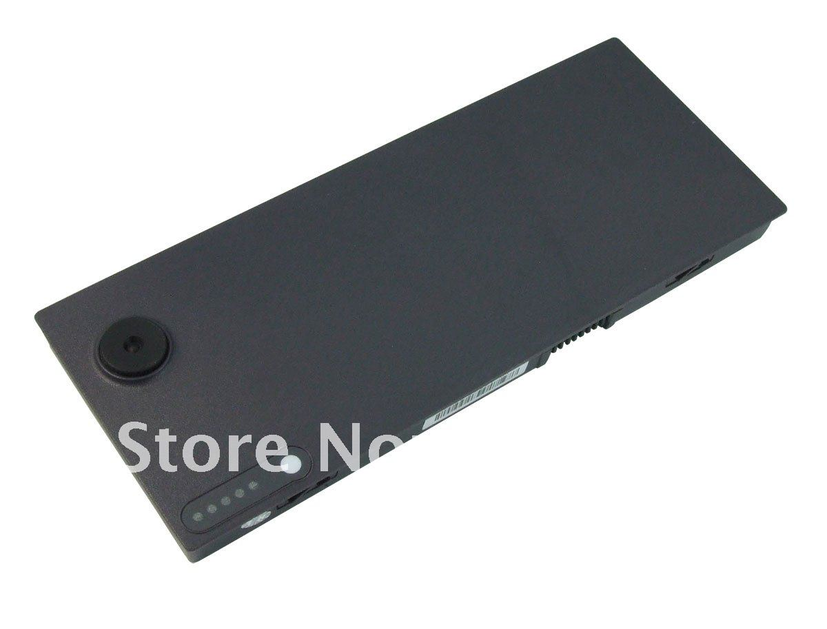 Free shipping High quality  6 Cell  Laptop battery for DELL 8012P IM-M150260-GB LATITUDE CS Latitude CSX Series battery