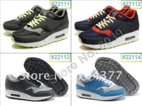Free shipping,Wholesale Running Shoes,Hot sale,High quality,brand shoes,Max 87 Men Running Shoes