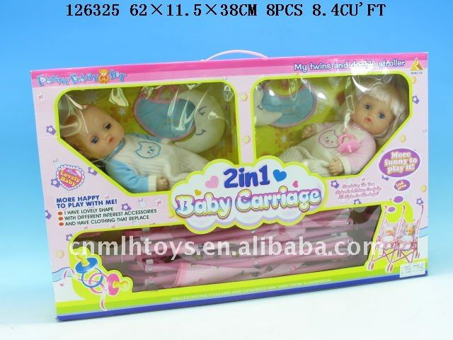 2012 new plastic baby doll toy(baby doll)