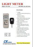 Другие инструменты измерения и Анализ Lutron LX-1102