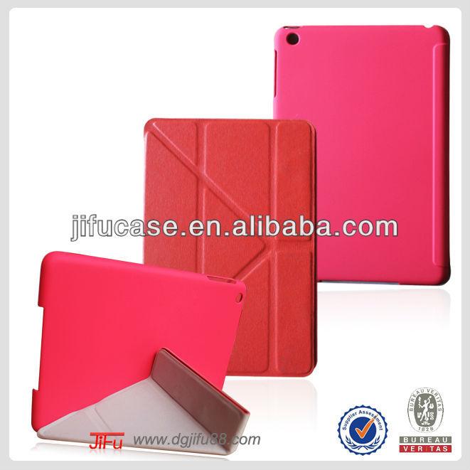 smart cover for mini iPad , for mini iPad smart cover