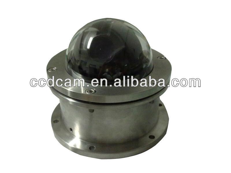 CCTV underwater camera/underwater 360 degree ptz camera