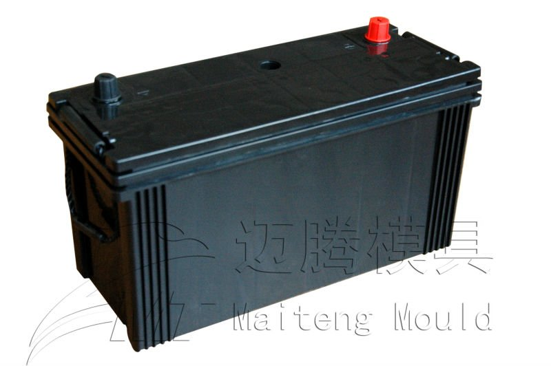 Battery case mould for car