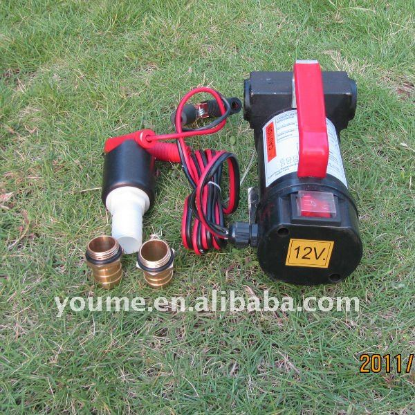 mini fuel transfer pump