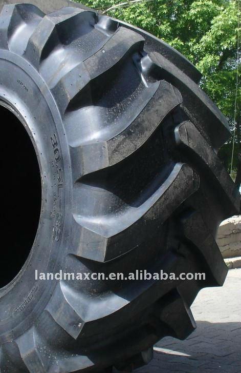 30.5L-32, 28L-26 , 16.9-30,18.4-26,18.4-30,18.4-34 Skidder Tire