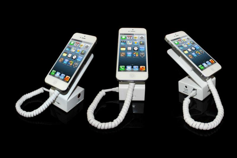 Мобильный телефон сигнализация стенд