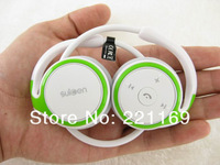 New AX-610 BLUE Retractable Sport Stereo Bluetooth Headset for Cellphone PC Samsung iPhone HTC.50pcs Free shipping