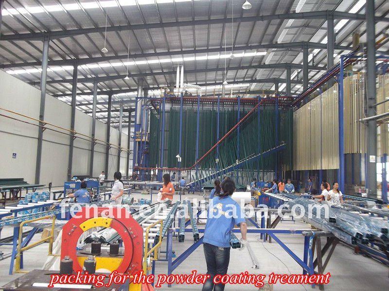 FENAN Aluminium Slide Rail Aluminum Extrusion Profile