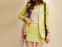 Женский костюм с юбкой Yazheng + XL A58
