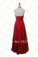 Вечернее платье Chiffon Fabirc Beading and Pleat 100% Handwork Glamour Halter Evening Dress OL101896