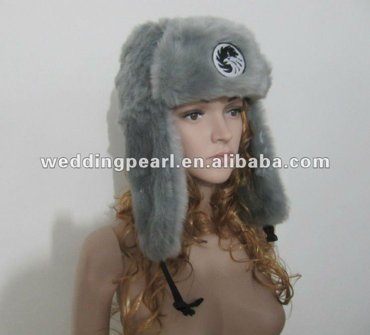 FASHION RUSSIAN TRAPPER FUR WINTER HAT EAR MUFFS