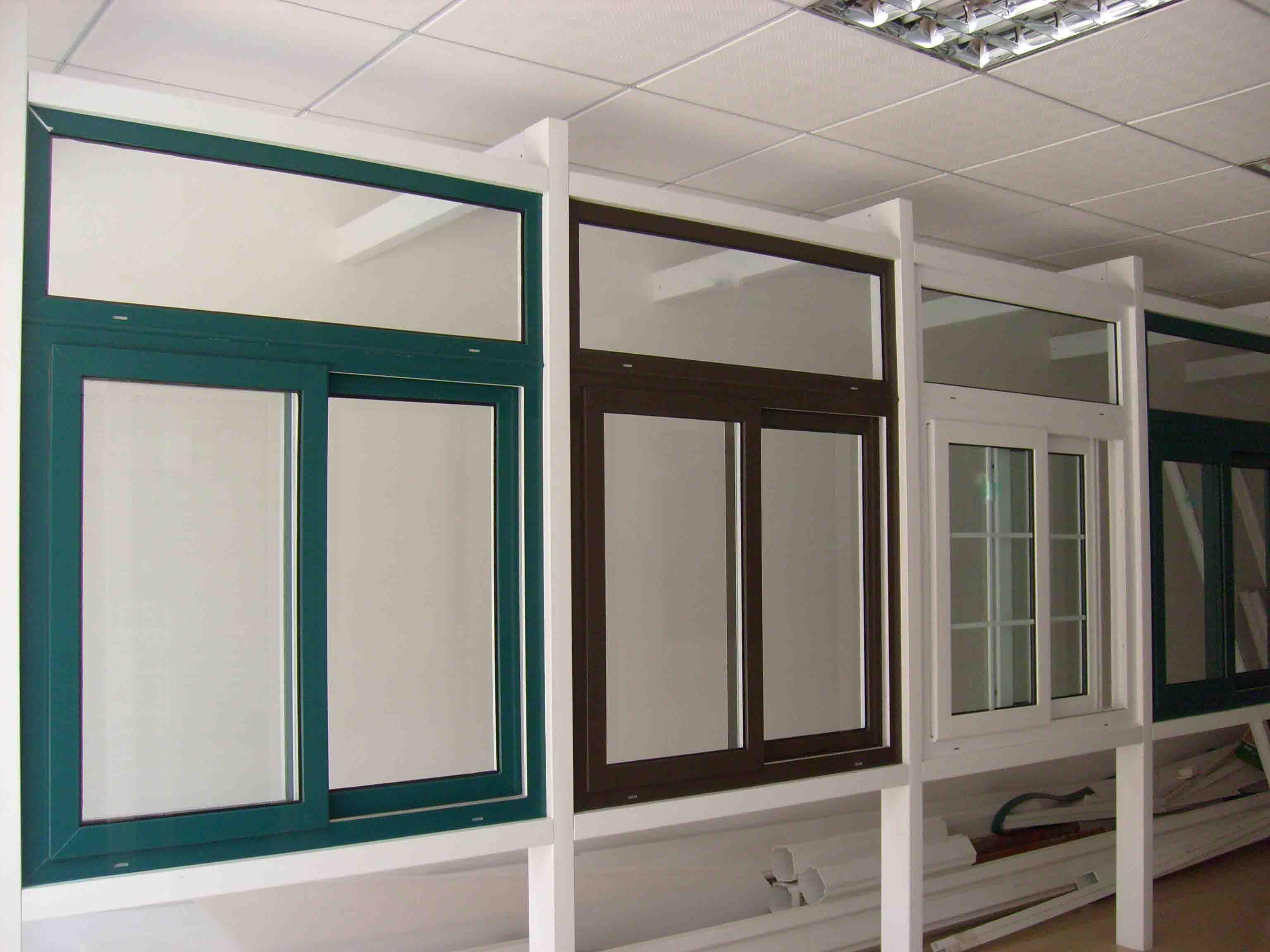 Excellente qualit pvc windows fen tres id de produit for Qualite fenetre pvc