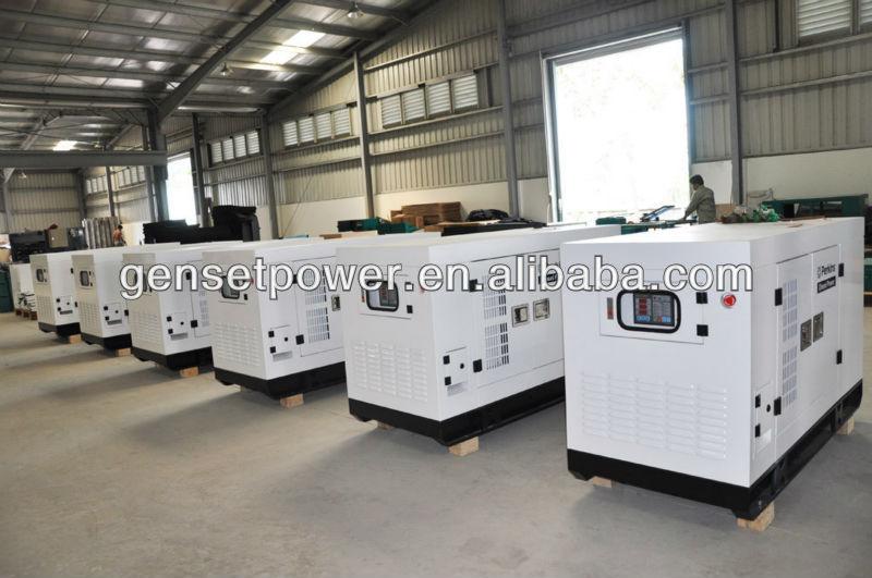 Kubota Generator 20 kva 1 Phase