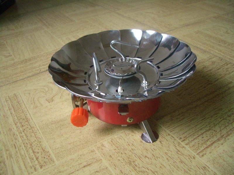 lotus stove
