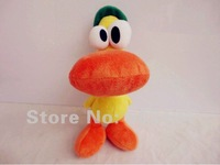 Retail 1PCS Large 28CM BANDAI POCOYO PLUSH SOFT FIGURE DOLL--PATO  Free Shipping