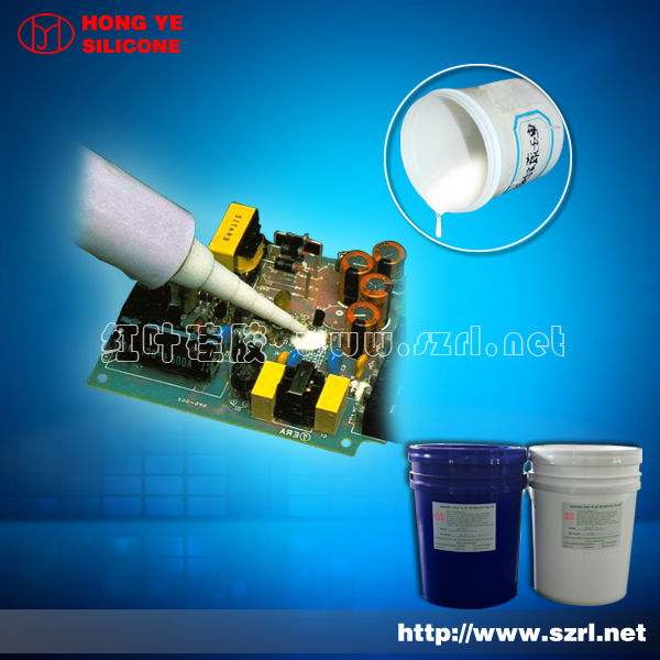 Electronic-pouring silicone rubber 9301