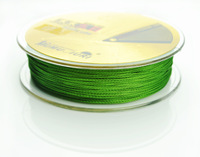Рыболовная леска 1pcs gold 100M PE BRAID FISHING LINE ALL LB lures Fishing Tackle