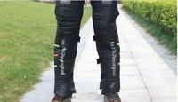 Брюки для мотоциклистов Surprised explosion! motorcycle knee warm wind waterproof anorak battery car knee long