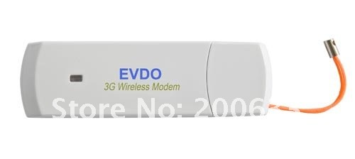 New 800Mhz EVDO Rev.O 3G Wireless Modem, USB Modem DM5334U