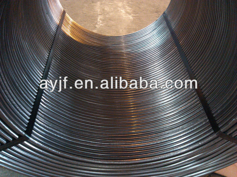 Anyang JF manufacture CR sheet 0.42mm cored wire, CASI CORED WIRE