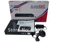 CCTV Видеорегистратор 8 channel H.264 network cctv dvr stand alone recorder, moblie online
