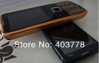 2.2-дюймовый Китай дешевый телефон q670 двойной sim двойной разблокирована сотовый телефон с русской клавиатурой черный белый серебристый цвет