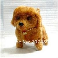 Детское электронное домашнее животное retail Lovely Plush Walking Singing Dancing Electronic Dog Toy Gift for Children/Kids Educational Intelligence