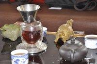 Цветочный чай Джин ПУ деревья весной чаевые модель 88