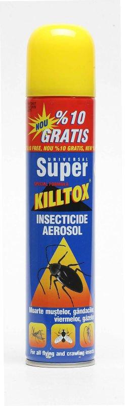 aerosol insect killer