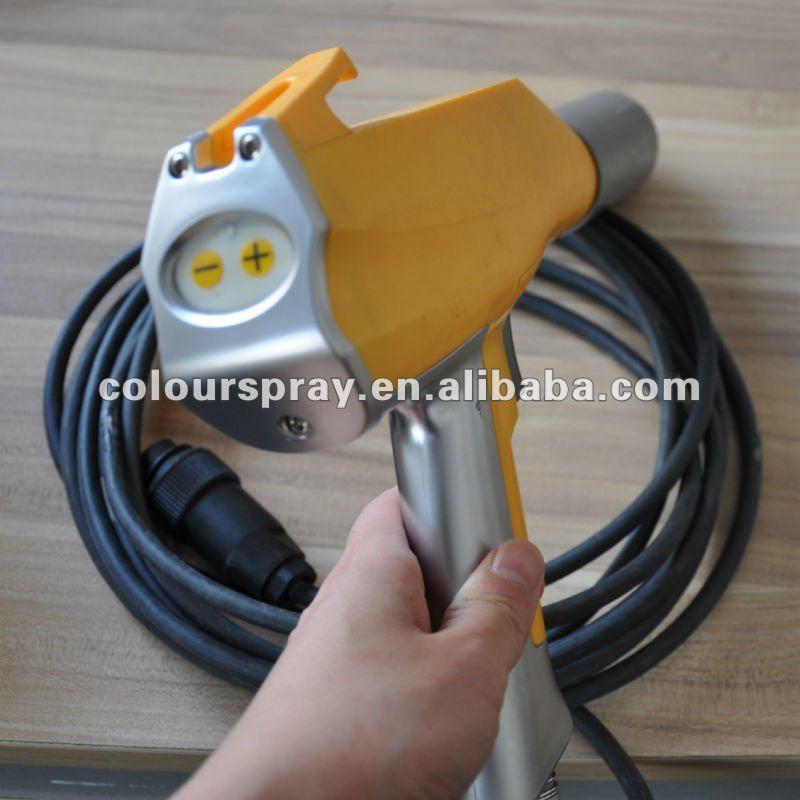 equipo de pintura electrostatica