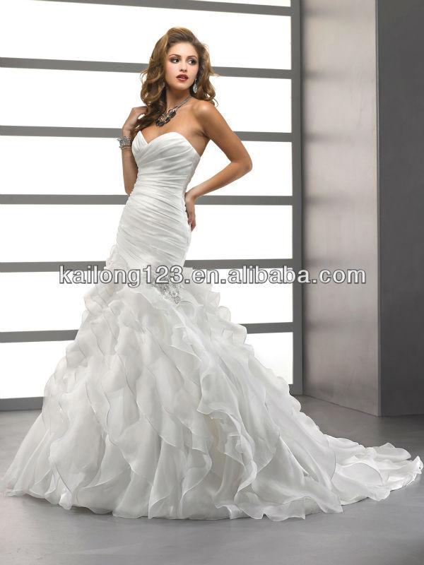 Skirt Wedding Dresses 2013