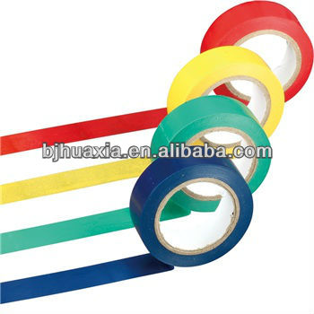 0.15mm many colors rohs approval pvc insulation tape