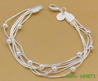 silver bracelet jewelry Silver plated jewelry wholesale fashion jewelry factory price dpua mhca uyka GY2-PB374