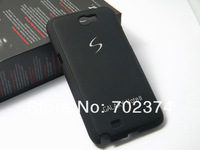 Чехол для для мобильных телефонов For Samsung Galaxy Note ii 2 N7100 case 2in1 hard PC material, 100pcs a lot, DHL