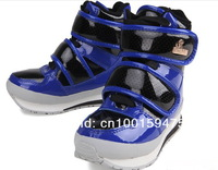 free shipping! Rubber duck snow boots jogging boots multi/color four seasons! Hot sale