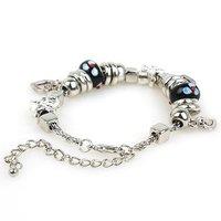 Ювелирное изделие HOT Punk Alloy Crystal Bracelets 100% Excellent Quality SP-SL-71021