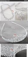 Free Shipping! Factory price hot popular bridal jewelry sets Austria rhinestone MINI leaf chain macrame  NL110094 HO111248
