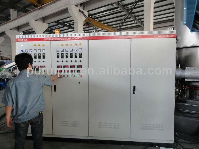 PE PP plastic film extruder 100-1500kg/hr