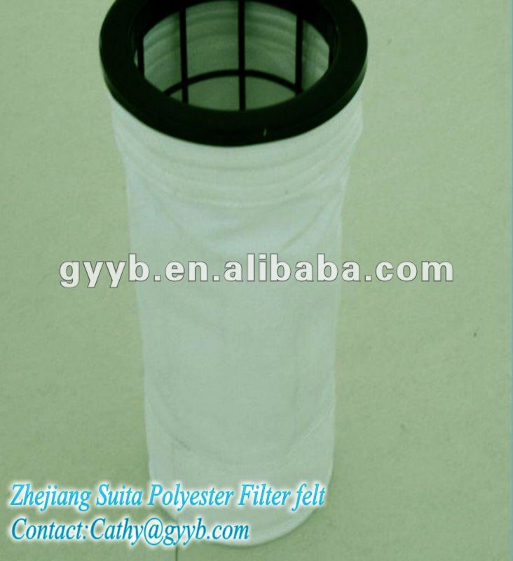 polyester non woven needle felt for dust collect filter bag