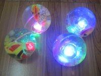 LED elastic ball / jumping ball / crystal ball