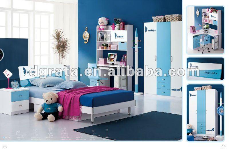 2012 hot vendita bambino camera da letto per casa è fatta da e1 ...
