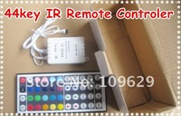 Светодиодная лента 5050 300 5M RGB LED Strip light SMD 60led/m waterproof + 44 IR remote+ 6A Adaptor
