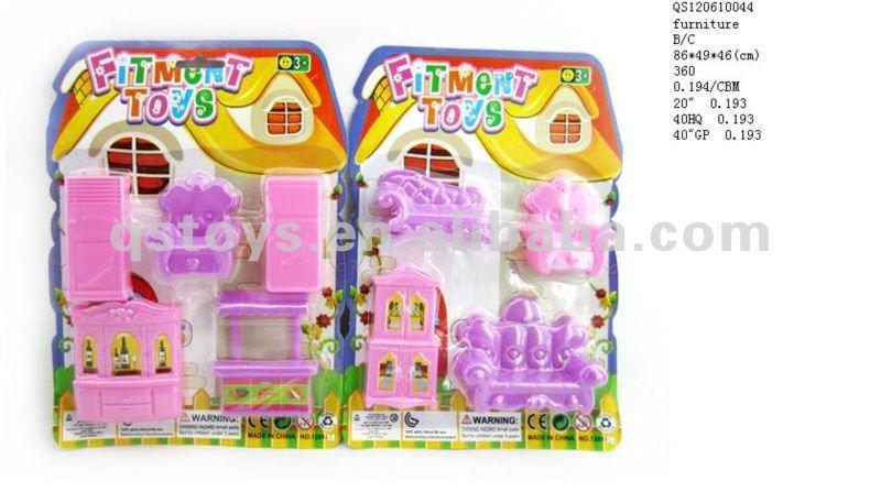 conjunto, De juguete de plástico muebles para los niñosMuebles